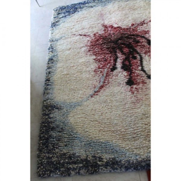 Woven_Tapestry_Rug_by_Eleen_Auvil_titled_Amaryllis slide2