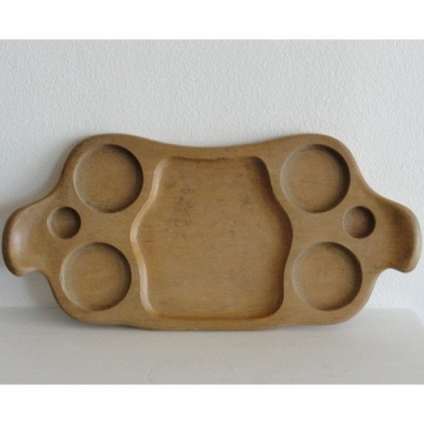 Mary_Wright_Frosted_Oak_Serving/Hostess_Tray slide1