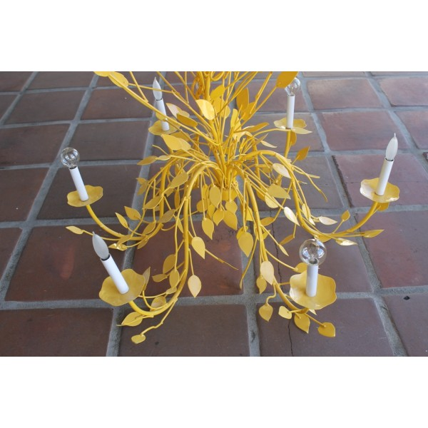 Leaf_Chandelier slide1