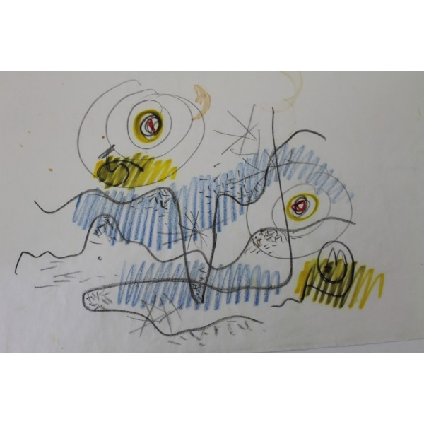 Gordon_Onslow_Ford_Crayon_on_Paper slide4