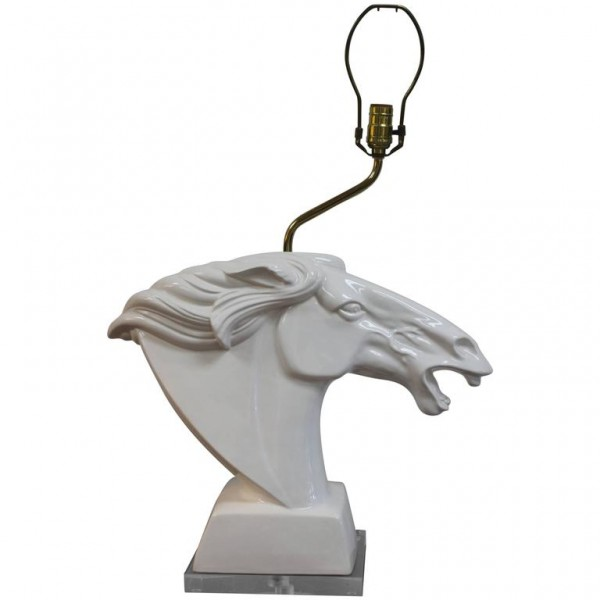 Ceramic_Horse_Head_Lamp slide0