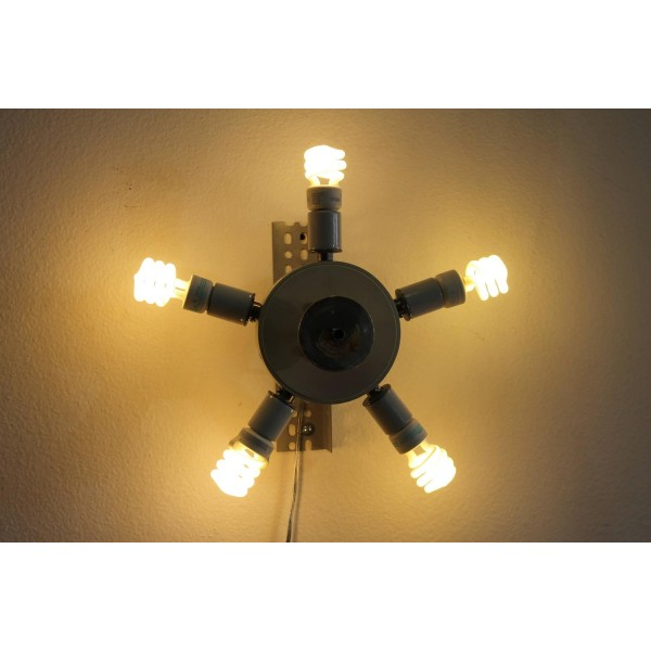 Industrial_Perforated_Dome_Shaped_Wall_Sconce slide5
