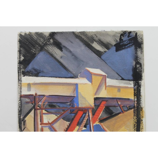 Mason_Wells_Watercolor_of_a_Mining_Operation slide2