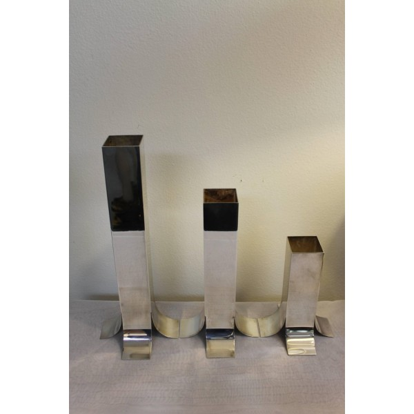 "Three_""Stele""_Vases_by_Lino_Sabattini slide3"