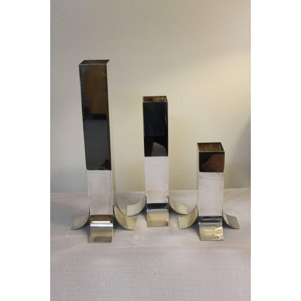 "Three_""Stele""_Vases_by_Lino_Sabattini slide1"