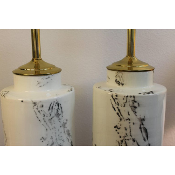 Pair_of_Abstract_Asian_Inspired_Ceramic_Lamps slide1