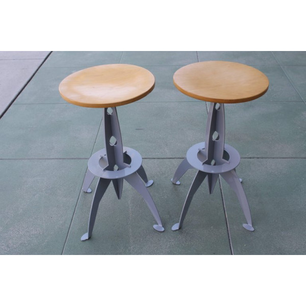 Four_Rocket_Inspired_Barstools slide1