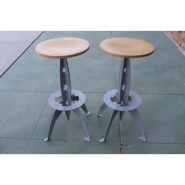 Four_Rocket_Inspired_Barstools slide2