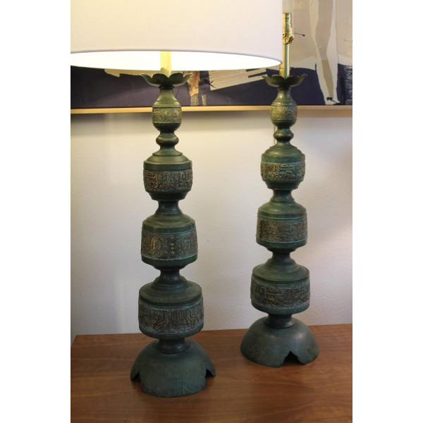 Pair_of_Green_Verdigris_Lamps_in_the_Style_of_Frederick_Cooper slide2