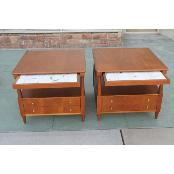Pair_of_Tables_by_John_Widdicomb slide1