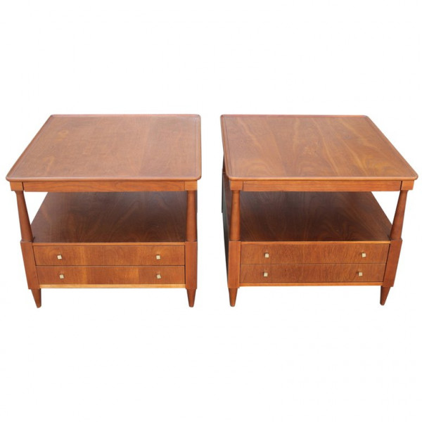 Pair_of_Tables_by_John_Widdicomb slide0