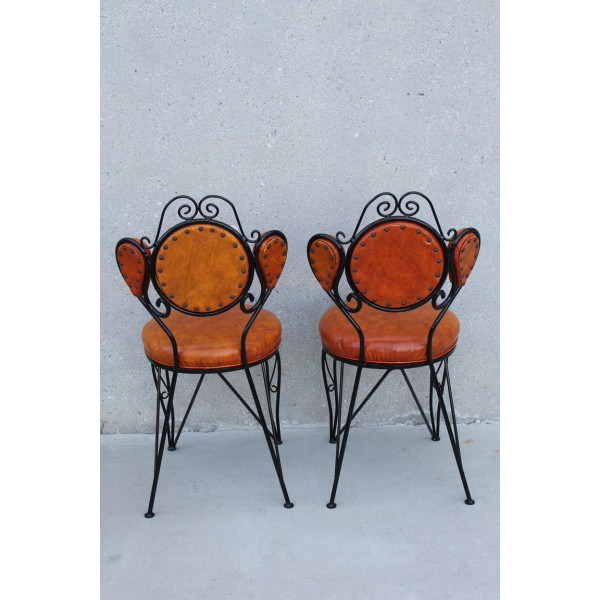 Four_Patio_Chairs_with_Paisley_Pattern slide1