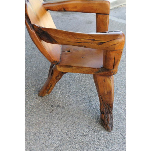 Teak_Tree_Root_Studio_Club_Chair,_2_of_2 slide5